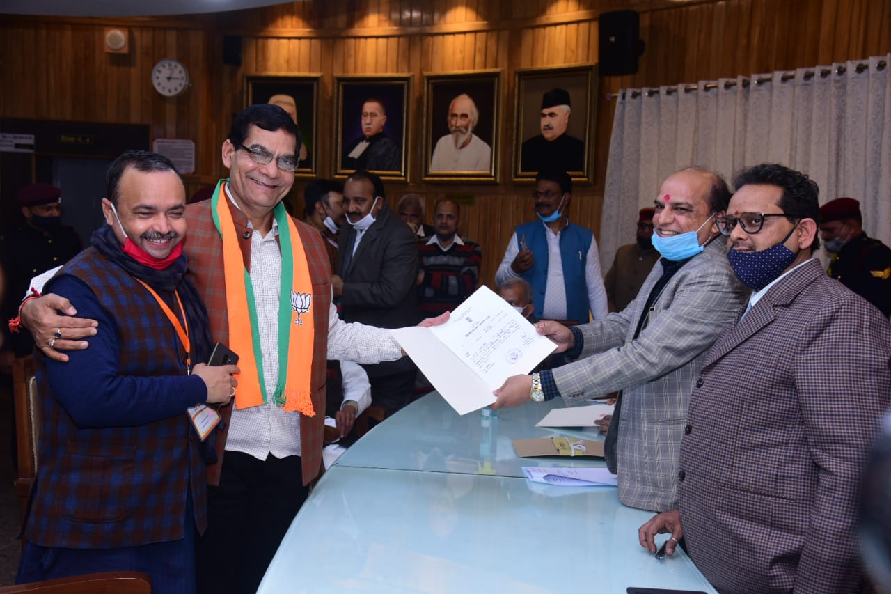 10 BJP candidates elected unopposed to UPLC